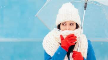 froid maladies saisonnières hiver