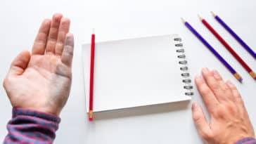 écriture-gaucher