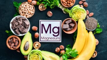 magnesium-fruits