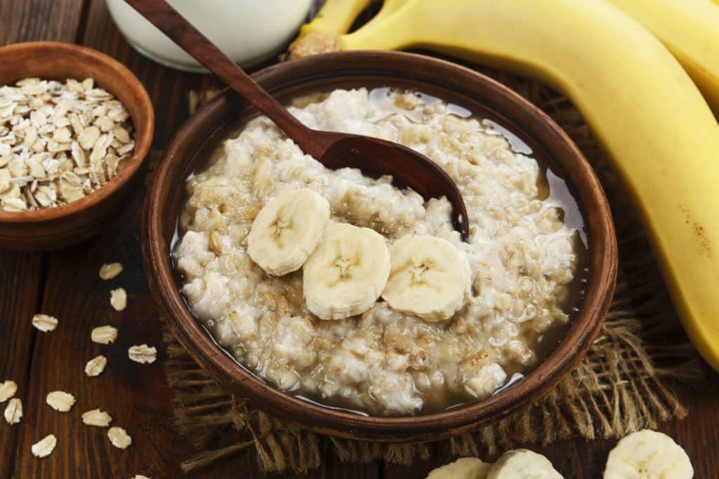 banane-dejeuner-avoine