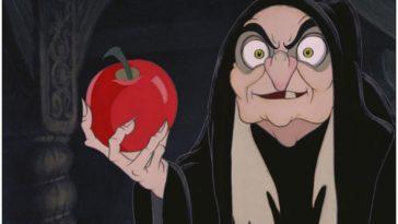 disney sorcière