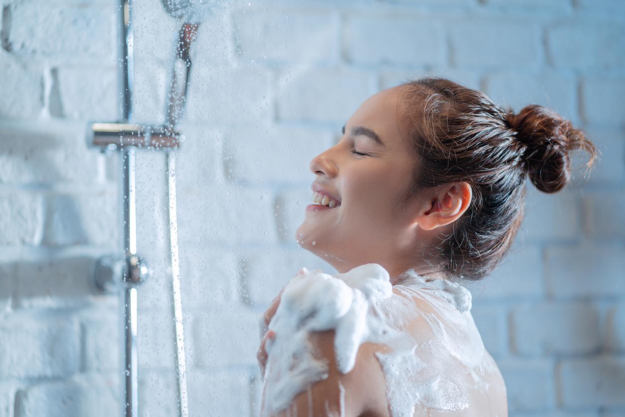 douche-femme