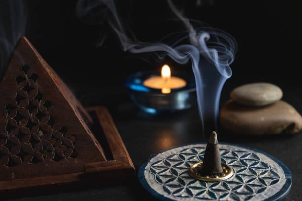 Encens qui brûle