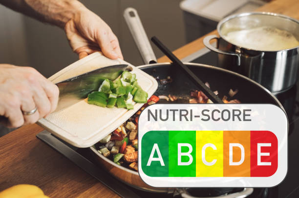 Cuisine et nutri score