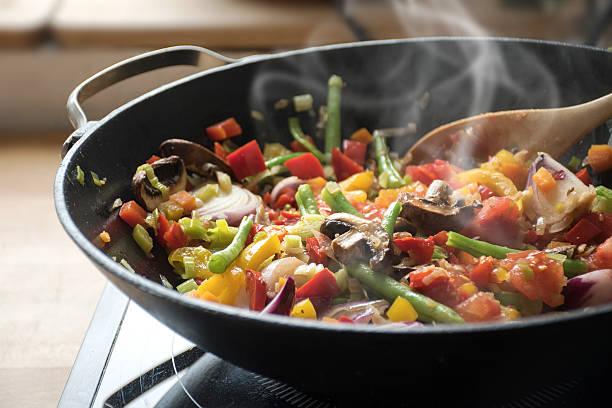 cuisson wok